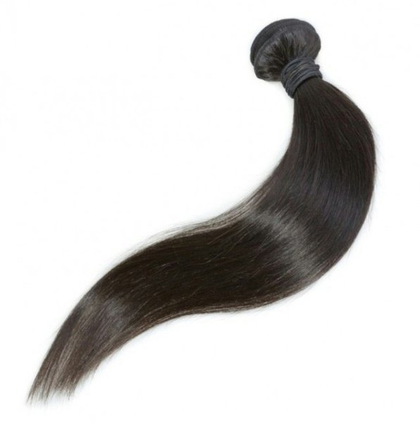 Straight Bundle Silky Straight Human Hair 100 Remy