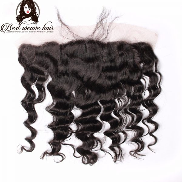 13X6 LACE FRONTAL LOOSE WAVE HAIR