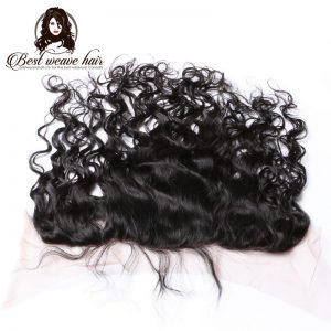 13X6 LACE FRONTAL NATURAL WAVE