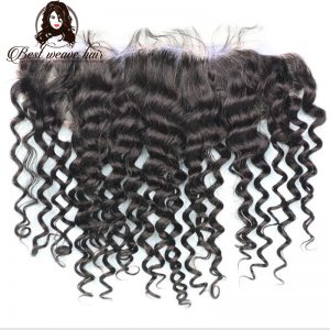 13X6 LACE FRONTAL DEEP WAVE HAIR