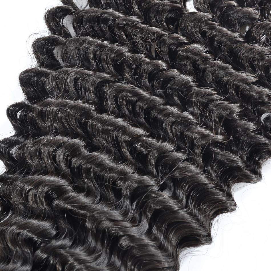 Deep Curly Bundle Deep Curly Human Hair Weave Bundles