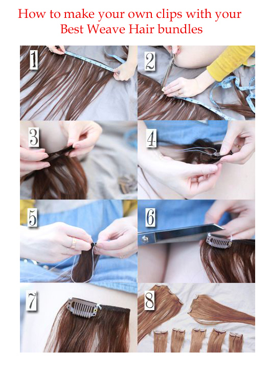 How-To-Make-Your-Own-Clips-With-Wefts