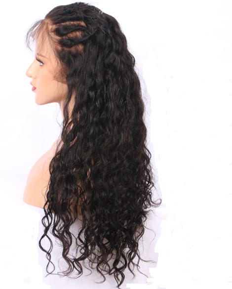 Full-lace-wig-Human-Hair-Natural-Wave