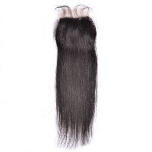 4X4 Lace Closure Straight Hair