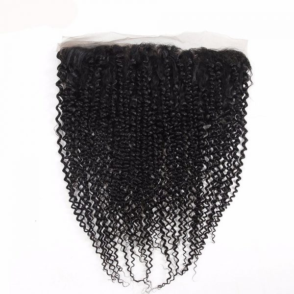 13X6 LACE FRONTAL KINKY CURLY HAIR