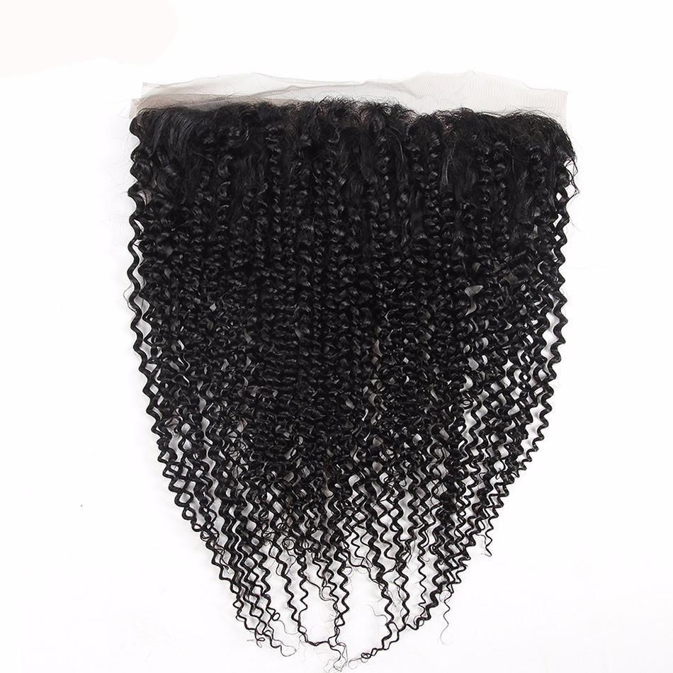 13x6 Lace Frontal Kinky Curly Hair Kinky Curly Lace Front