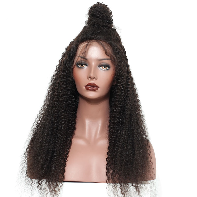 Kinky Curly Full Lace Wig Kinky Curly Wig Kinky Curly