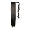 Dark-Brown-Ponytail-Human-Hair