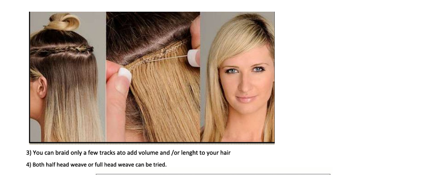 There Are Different Ways To Add Hair Extensions To Your Hair