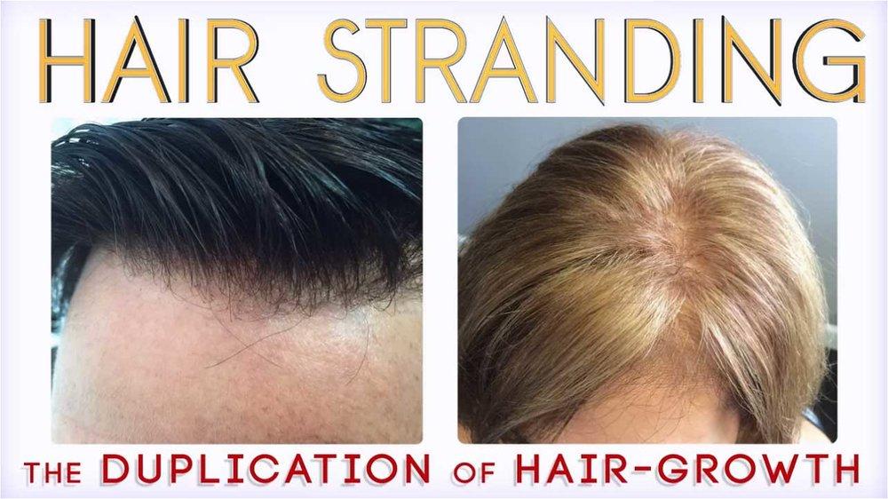 Hair-Stranding