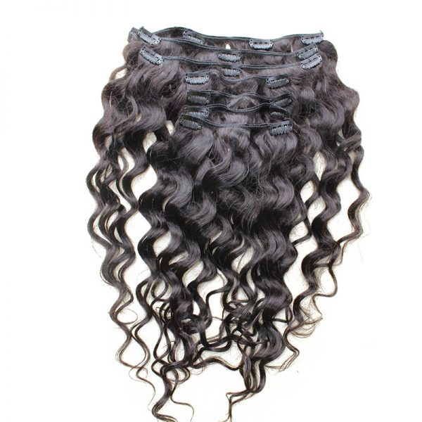 Loose-Wave-Clip-In-Human-Hair