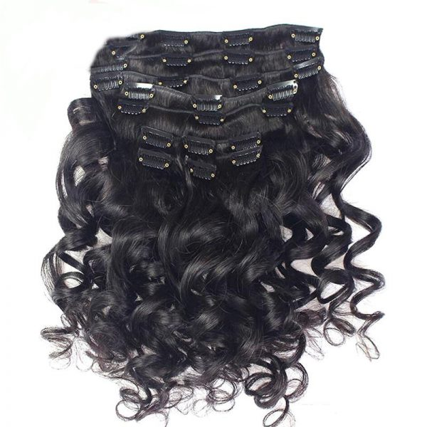 Loose-Wave-CLips-Remy-Hair-Canada