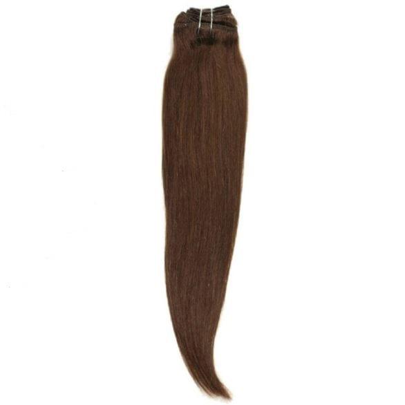 Chocolate-brown-clip-in-Best-Weave-Hair