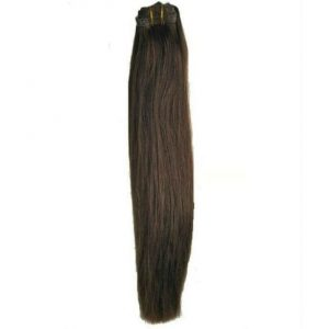 Mocha-Brown-Clip-In-Hair-Extensions