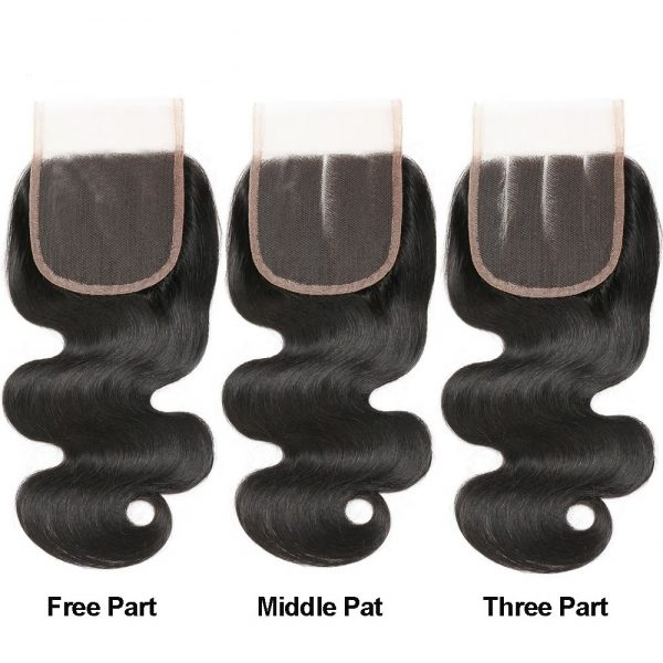 Free-Part-Body-Wave-Closure