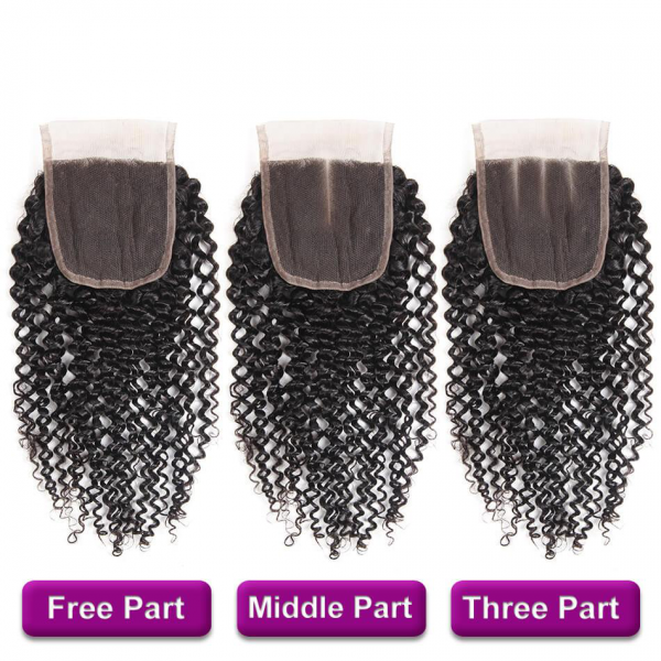 Free-Part-4X4-Closure-Kinky-Curly