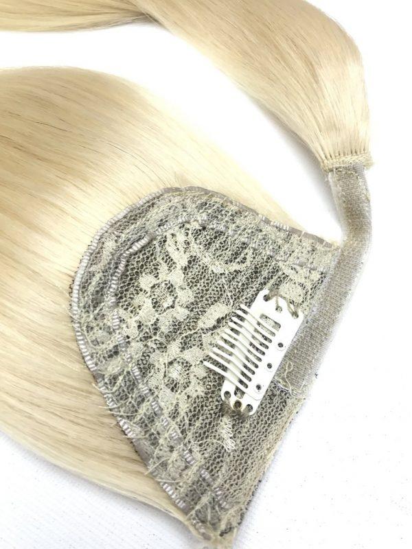 Blond-Ponytail-Remy-Hair