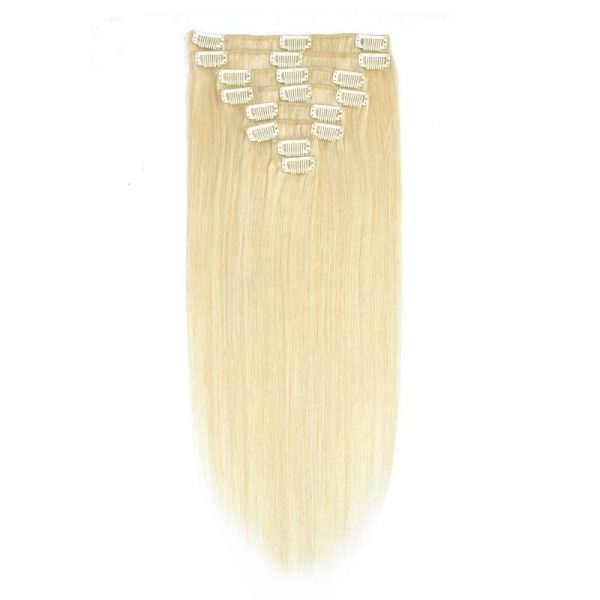 Platinum-Blond-Real-Hair-Extensions