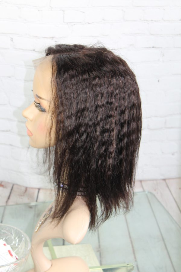 Bob-Kinky-Straight-Lace-Wig-130%-Density-13X4
