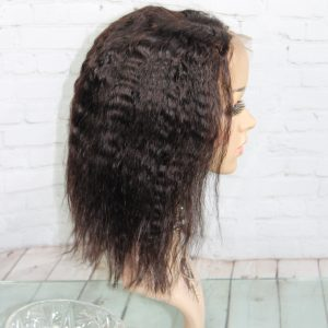 Bob-Kinky-Straight-Lace-Wig-130%-Density