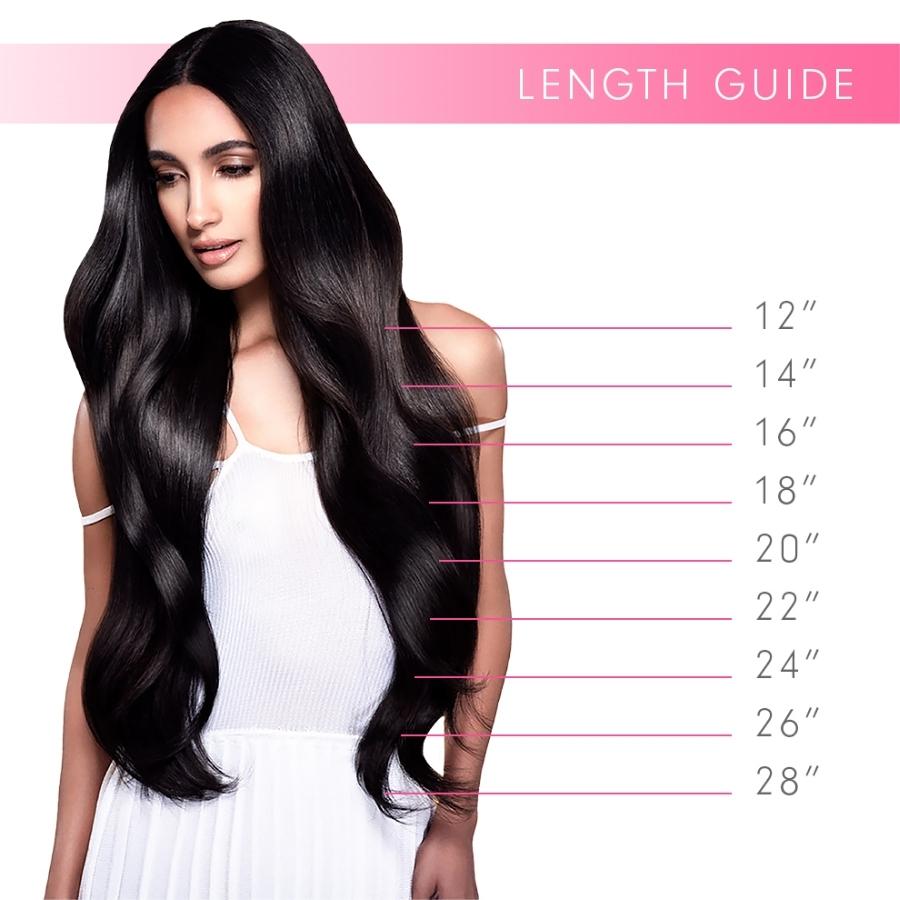 Hair-Extensions-Length