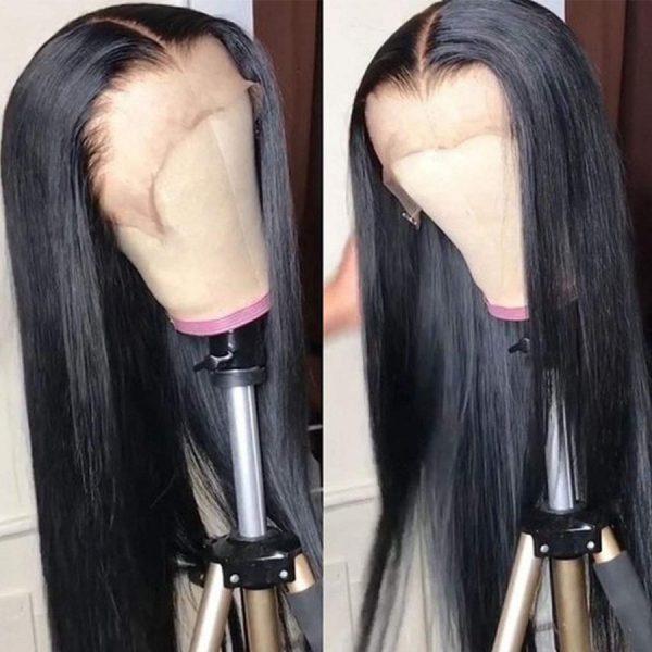 Transparent-Wig-Straight-Hair